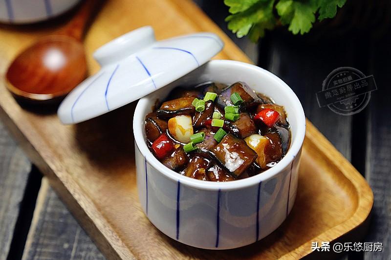 茄子的6種素燒法,一點肉沒放,卻比大魚大肉吃著還香,特別下飯