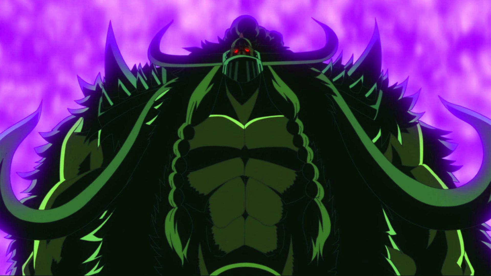 海賊王1026話,傑克人獸形態曝光,造型稀奇,可惜一登場就被秒殺