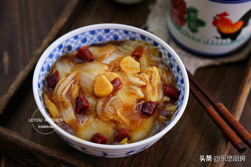 白菜的12種吃法,價格實惠,做法多樣,秋冬季節天天吃都喜歡