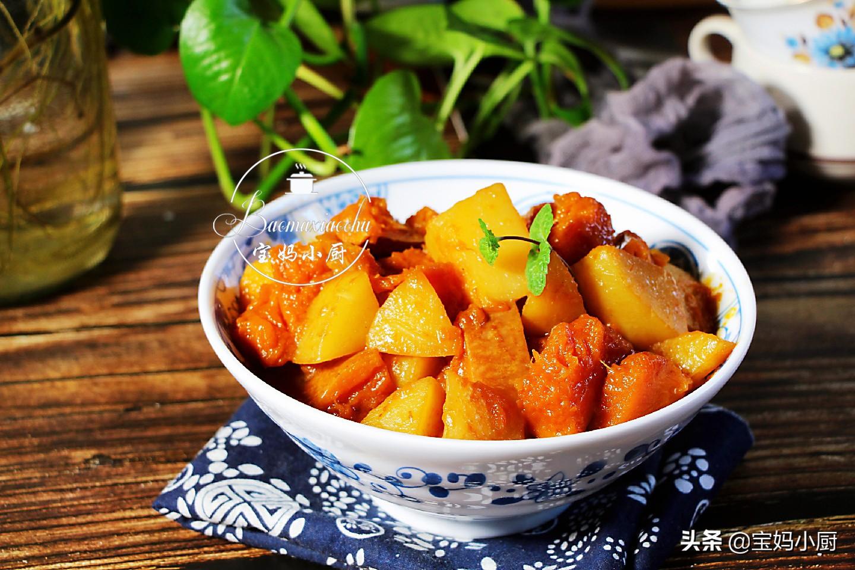 南瓜的6種做法,家常營養還味美,囤上30斤都不夠吃,老少喜歡