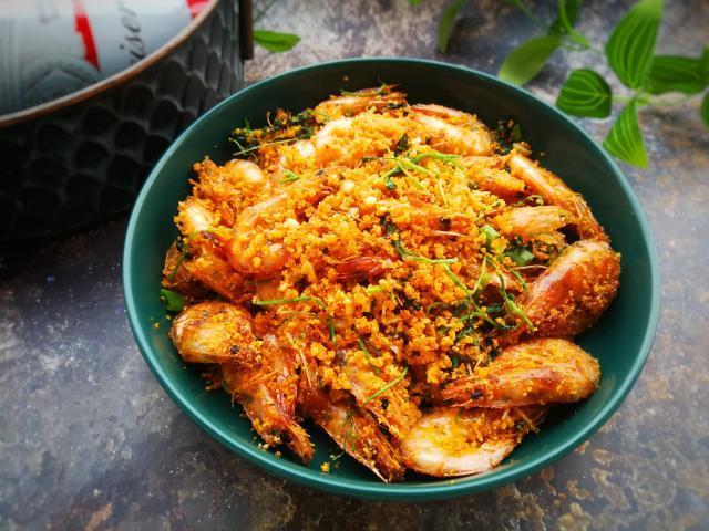奧運冠軍都喜歡的大蝦,分享5種做法,低脂高蛋白,每天換樣吃