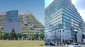 日本超狂「綠大樓」25年後真的變森林!