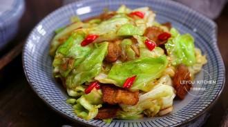 推介捲心菜的5種特色做法,每道都是下飯菜!營養味美,天天吃都不膩。