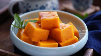 推介7款營養南瓜食譜,軟糯香甜,老少皆宜!