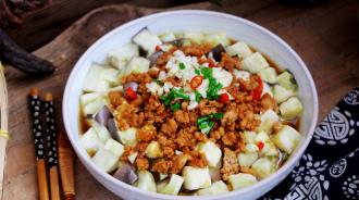 推介6款茄子食譜,健康美味,孩子的下飯神器!