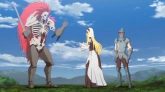 世界盡頭的聖騎士:三位不死族的秘密揭露,轉生男主本來是祭品