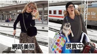 網路美照不要信!她秀出「IG照片VS實際畫面」爆笑反差 一看「在家真實情形」網笑翻:這才是現實