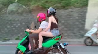 買錯車了嗎?BMW窗外肉包鐵「後座載正妹」他反觀副駕狂嘆…網友一看全笑了XD