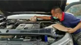 「私房錢藏汽車引擎蓋」 慘遭鼠啃食全沒了!